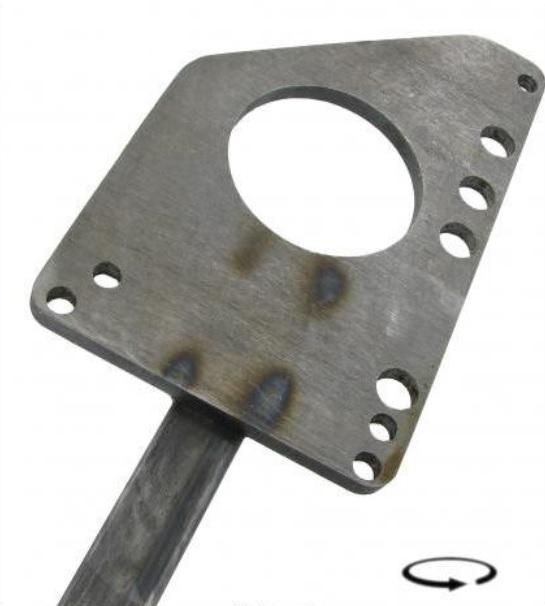 Nástroj/setrvačník/zadní buben - Typ 1/2/3/14/181 (» 2003)