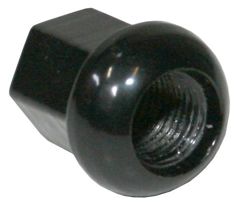 Matice kola M14mm/Alu černá - Typ 1/2/3/14/25/181/Porsche 911/924/928/944/964/968 (» 2003)