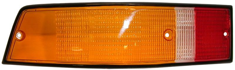 Sklo světla/zadní P - Porsche 911 (1973 » 89)