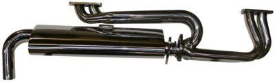 Výfuk se svody EU sport S/S - Typ 2/25 (IV motor)