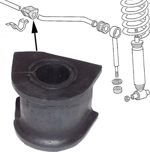 Pouzdro stabilizátoru/přední - Typ 25 (1984 » 92)
