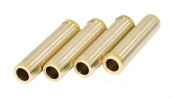 Vodítka 8mm/sací ventily/set - Typ 1/3 motory (race)