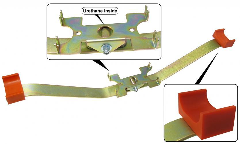 Stabilizátor zadní/kit - Typ 1/2/14/181 (1959 »)