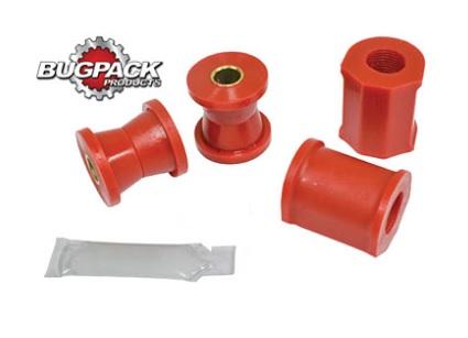 Pouzdra ramen/přední stabilizátor/červený uretan - T.1 1302/03 (1970 » 73)