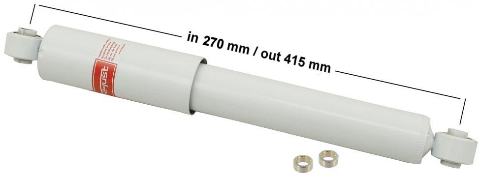 Tlumič nárazu Dual-Gas KYB/přední L/P - Typ 1/2/3/14 (1952 » 79)