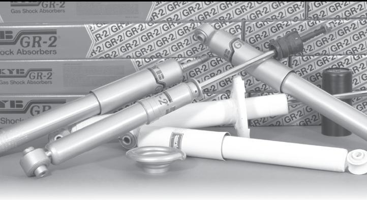 Tlumič nárazu GAS KYB/přední - T.1 1302/03 (1970 » 73)