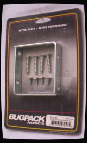 Držáky panelu/zadní - Typ 1 (#8073-01#00548#AC88500ALT)