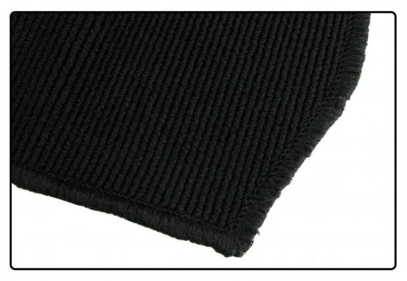 Koberce zavazadlového prostoru/černé - T.1 1303 (1972 » 80)