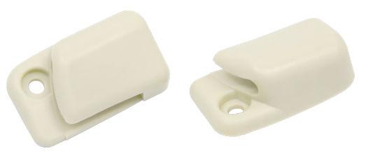 Držáky sluneční clony/bílé - Typ 1/3/14 (1966 »)