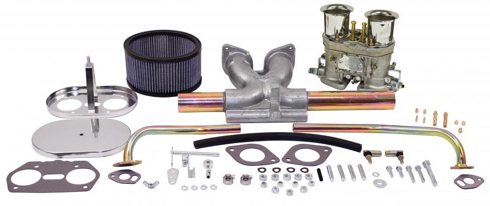 Karburátor 40IDF singl/kit - Typ 1 motor (1.6-1.8)