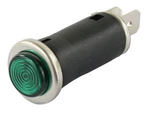 Osvětlení kontrolní/1.2W (zelené)