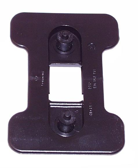Podpora nárazníku přední/zadní - Typ 4/Golf/Jetta (1983 » 2000)