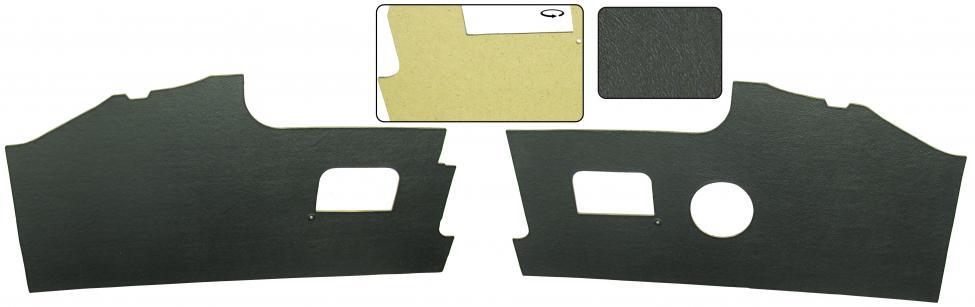 Panely spodní/přední - Typ 2 (1970 » 79)
