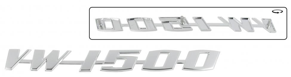Znak VW 1500/zadní - Typ 1/14 (1966 »)