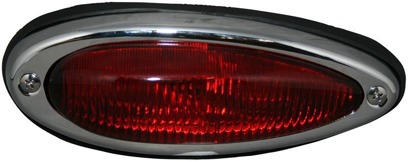 Světlo US verze/zadní L - Porsche 356 (1957 » 65)