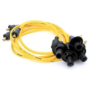 Kabely zapalovací CU/žluté - Typ 1 motor (» 1992)
