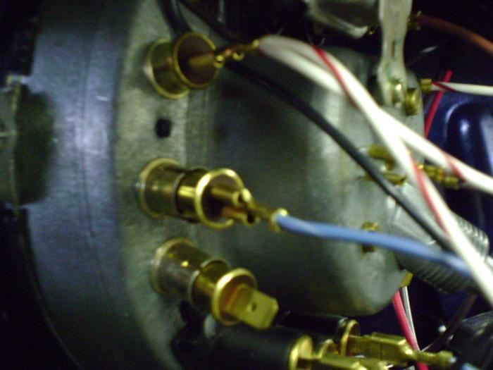 Objímky žárovky/tachometr - Typ 1/2/3/14/181 (1960 » 03)