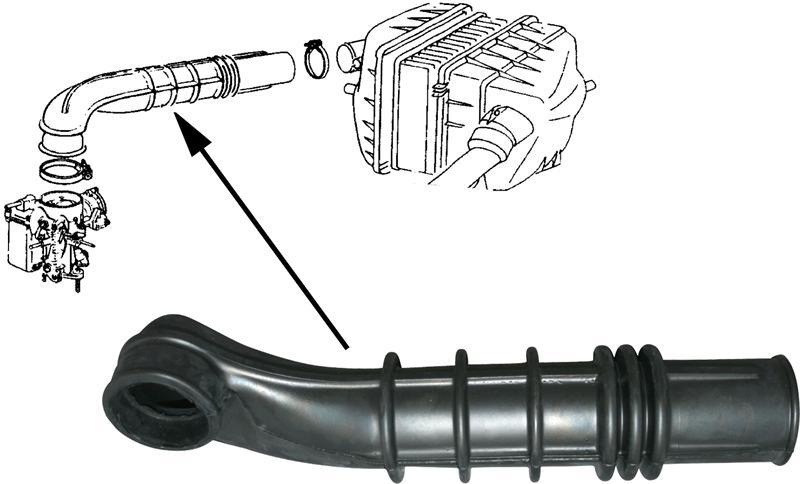 Potrubí sání/karburátor - Typ 2/14/181 (1967 »)