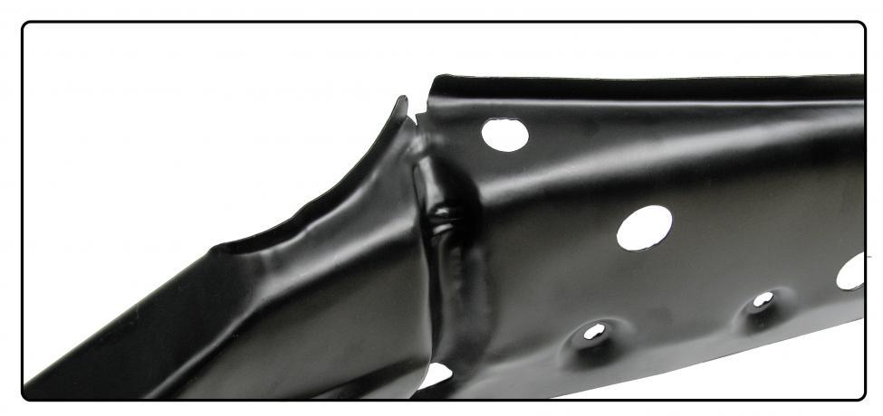 Výztuha přední/vnitřní L - T.1 Cabrio (1970 » 80)