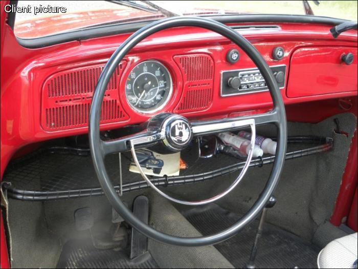 Volant Std/černý - Typ 1/3/14 (1959 » 71)