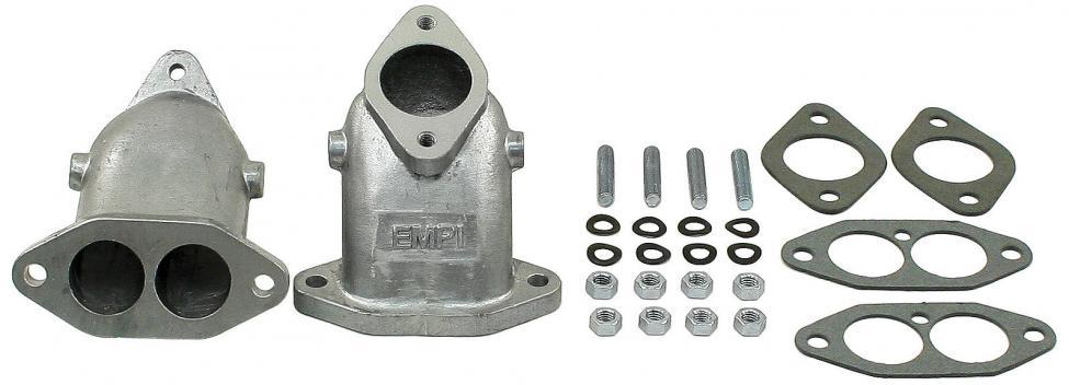 Potrubí sání dual/Weber 34ICT - Typ 3 (1961 »)