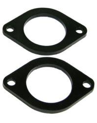 Podložky sání/černý uretan - karburátor Weber (48IDA-48IDF)