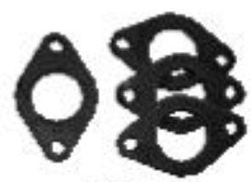 Příruby spojovací/trubky 25.4mm/10ks - T.1 Buggy (univerzál)