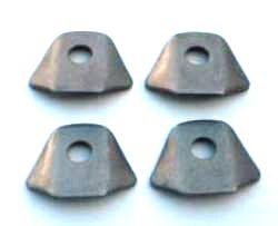 Držáky 44x57mm/přídavná světla - Typ (univerzál)