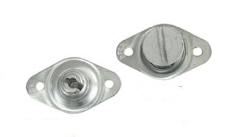 Uzávěry se zámkem/šroubové jištění/10ks - T.1 Buggy (univerzál)