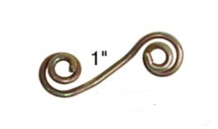 Spona uzávěru/1ks - T.1 Buggy (univerzál)