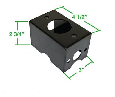 Box řadící páky/metal - Typ 1/3/14/181 (univerzál)