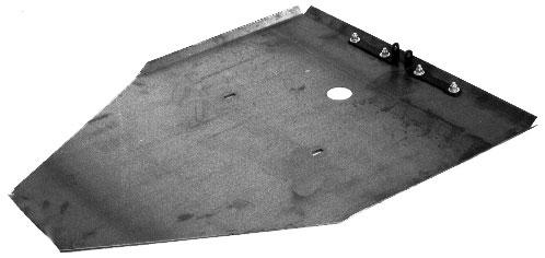 Kryt motoru/výměníky tepla/převodovka - Typ 1/3/14/181/Buggy/Baja (» 2003)