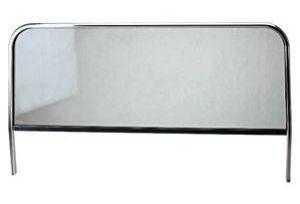 Rám Alu+přední sklo 1104x406mm (Buggy)