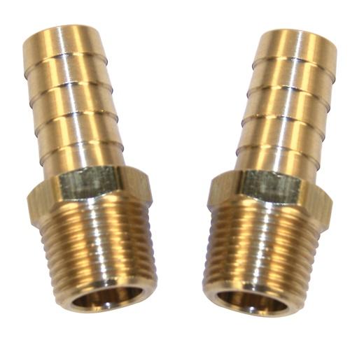 Fitinky/mosaz 12-14/21mm (hadice oleje)