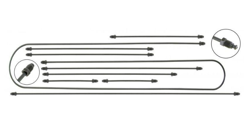 Trubky brzd bubny/kit - T.1 1303 (1974 » 80)