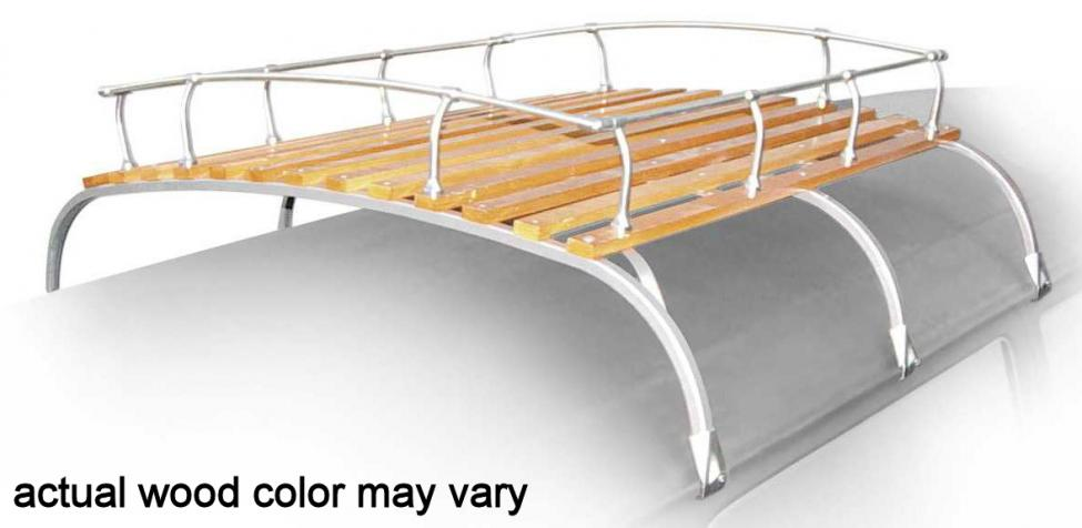 Nosič zavazadel střešní/108x105cm - Typ 2 (1950 » 79)
