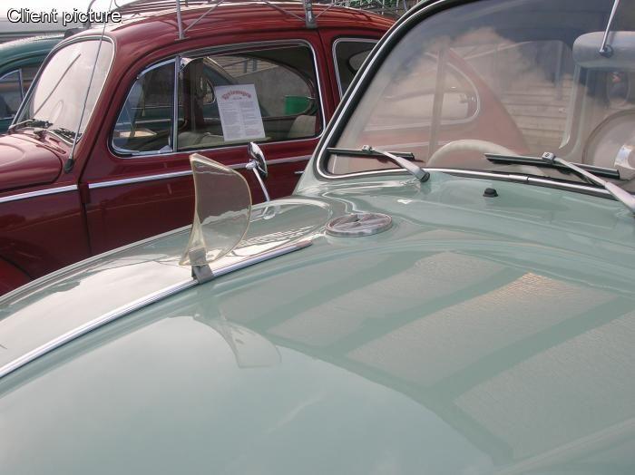 Kryt/čelní sklo - Typ 1 (» 1966)