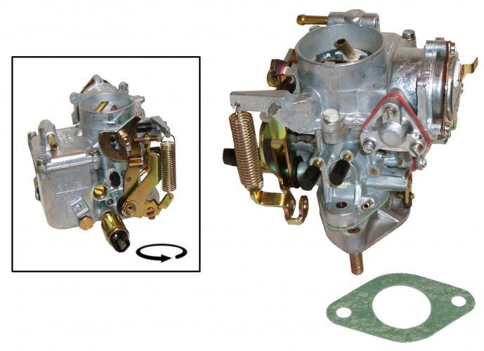 Karburátor 30/31PICT - Typ 1/2/14/181 (1967 »)