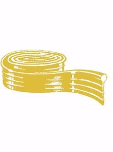 Těsnění blatníků žluté/kit - Typ 1/181 (» 2003)