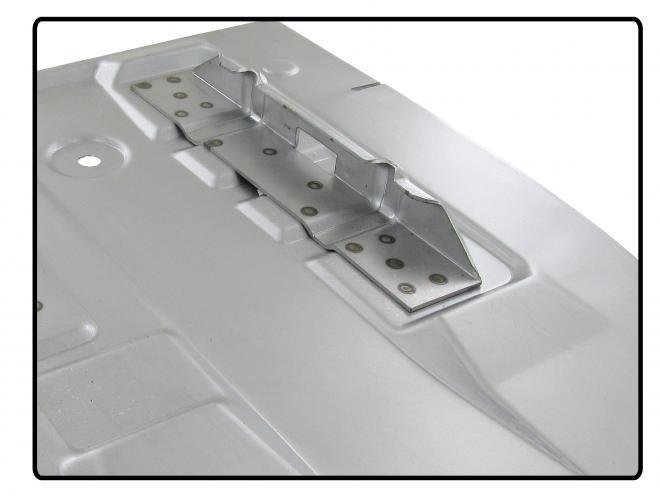 Panel pod akumulátor/zadní P - Typ 2 (1967 » 71)
