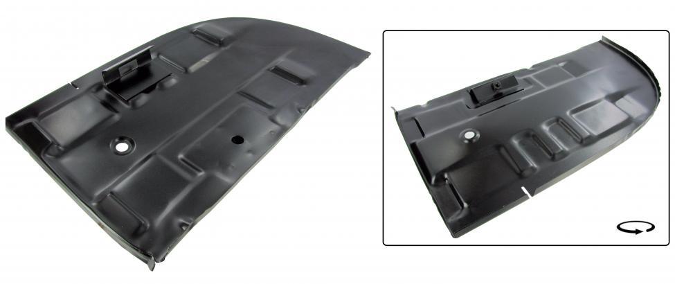 Panel pod akumulátor/zadní P - Typ 2 (1971 » 79)