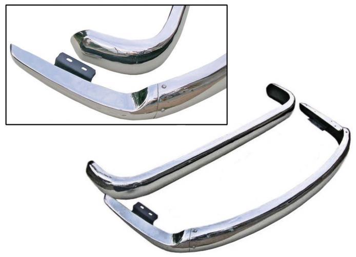 Nárazník přední/zadní S/S - Typ 2 (1967 » 72)