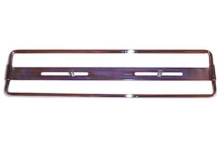 Držák SPZ/chrom (52x11cm)
