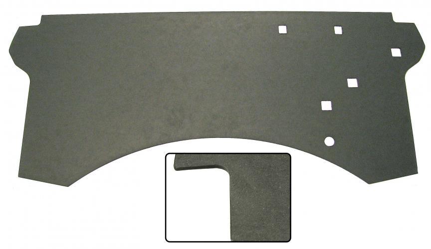 Panel za motorem/Std - Typ 1 (» 1955)