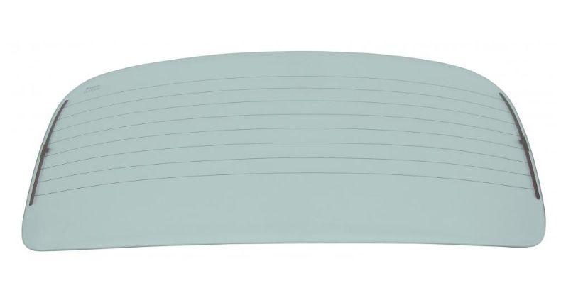 Sklo zadní vyhřívané/zelené - Typ 1 (1964 » 71+1977 » 03)
