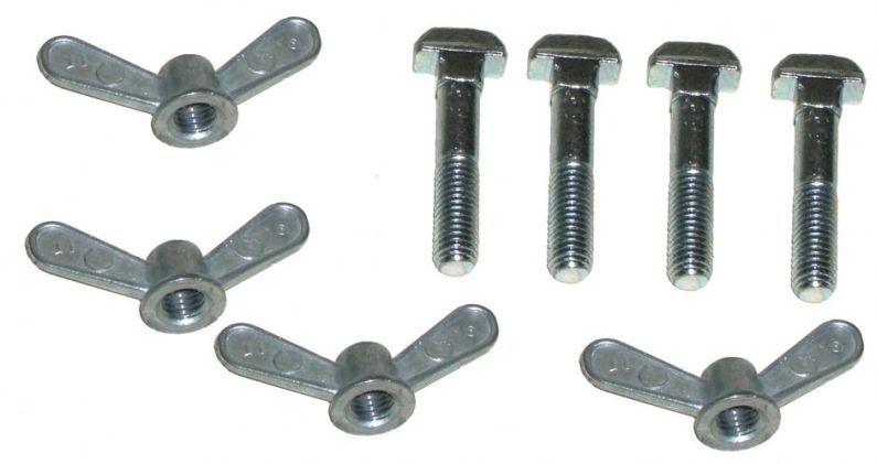 Držáky sedadla/střední/zadní - Typ 2 (» 1979)