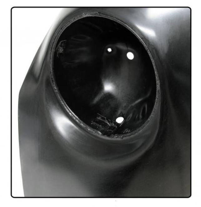 Blatník přední/L - Typ 1 (1967 » 73)