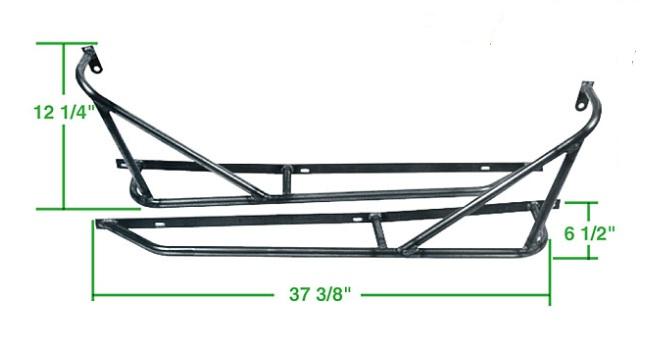 Rámy boční/vysoké - T.1 Baja (» 2003)