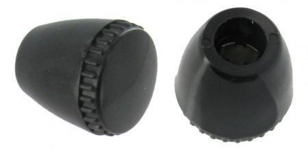 Knoflíky černé/odklápění sedadel - Typ 1/2/14 (» 1979)
