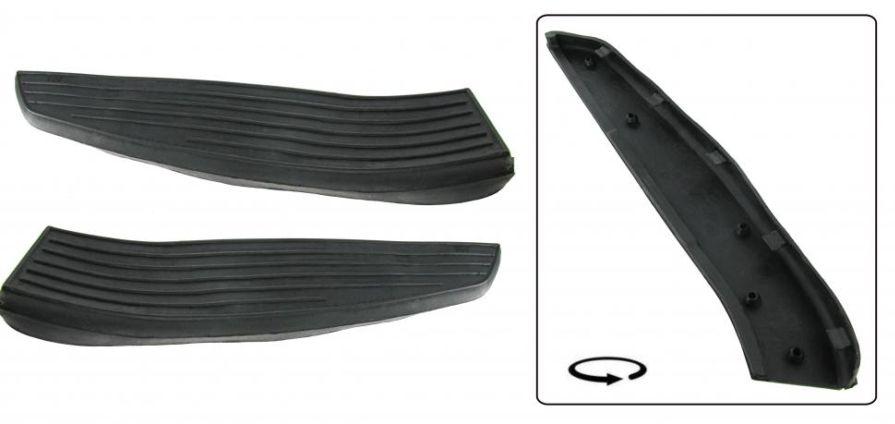 Kryty stupaček/přední nárazník - Typ 2 (1967 » 72)